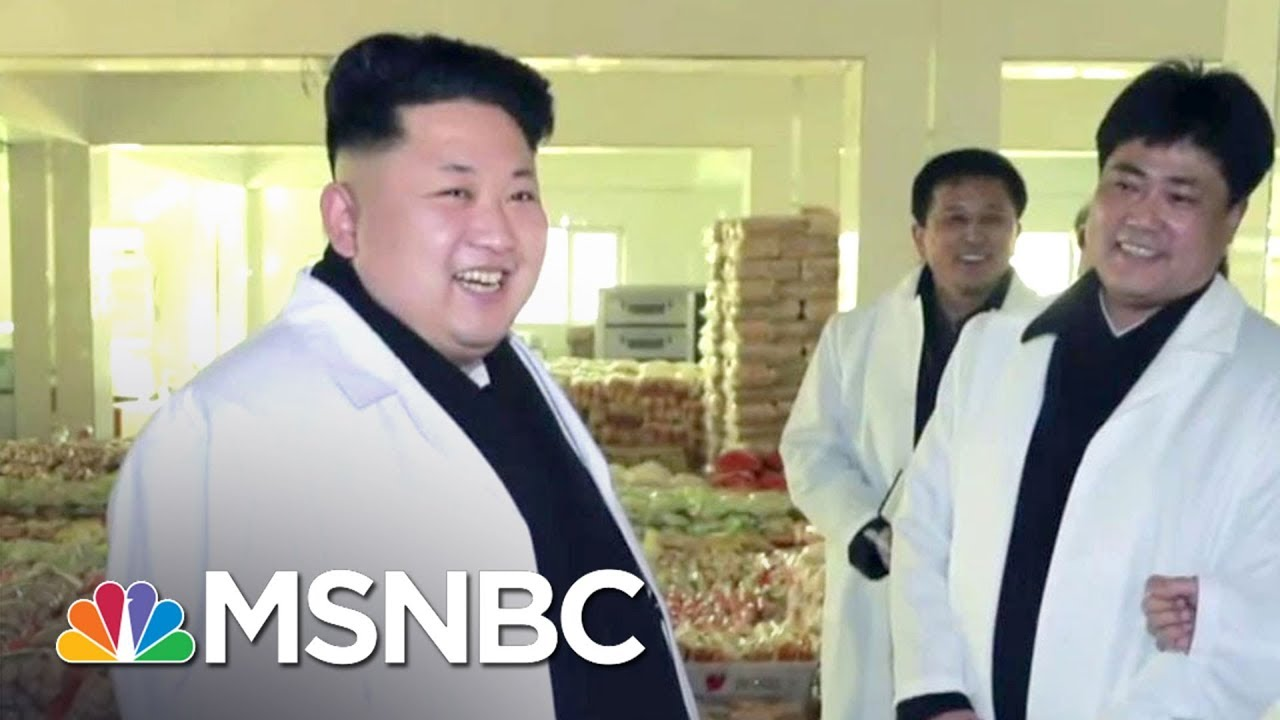 Former CIA Deputy Director Assesses North Korea's Cyber Terror Ability | MSNBC