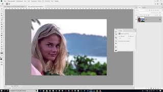 Новый инструмент кадр в Photoshop CC 2019