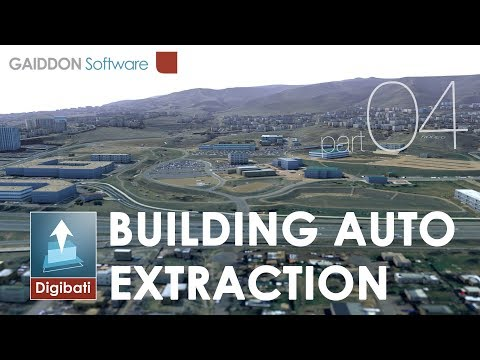 04 - Building footprint automatic extraction - YouTube