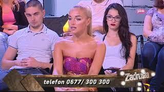 Zadruga, narod pita - Teodora obajšnjava zašto je oprostila Kiji - 28.06.2018.