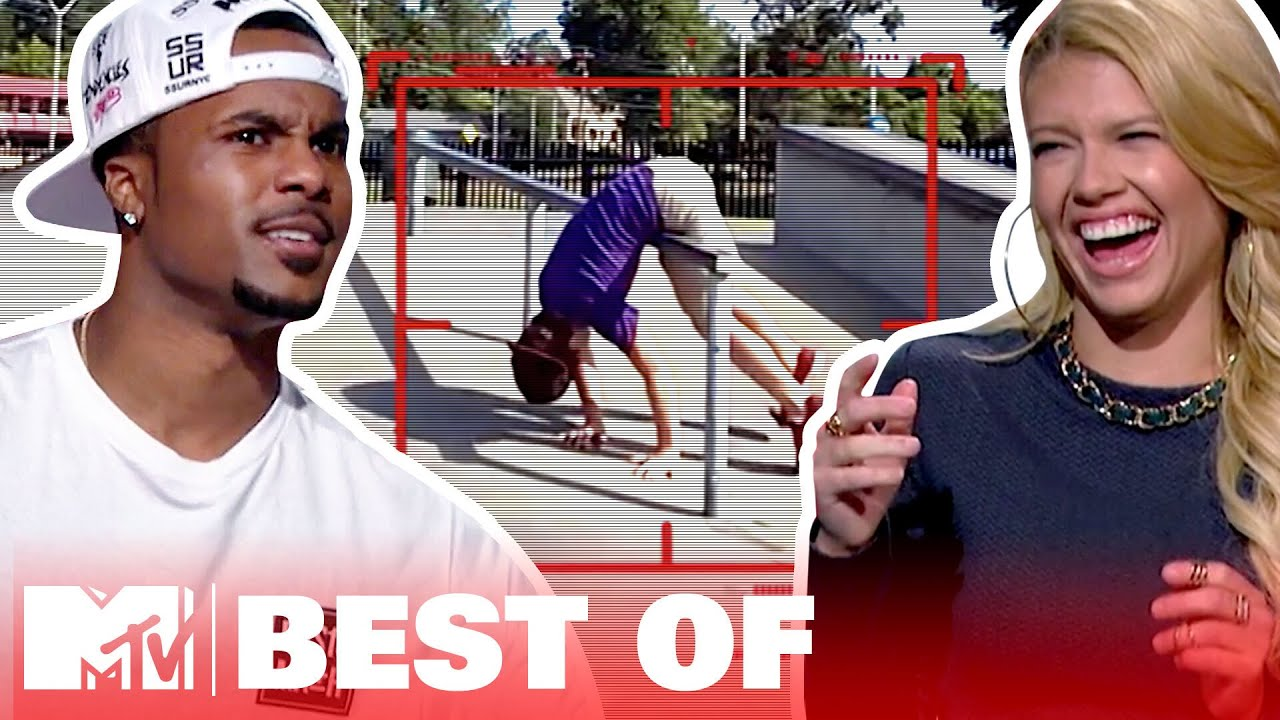 Ridiculousnessly Popular Videos: Skateboarding Edition | Best of Ridiculousness