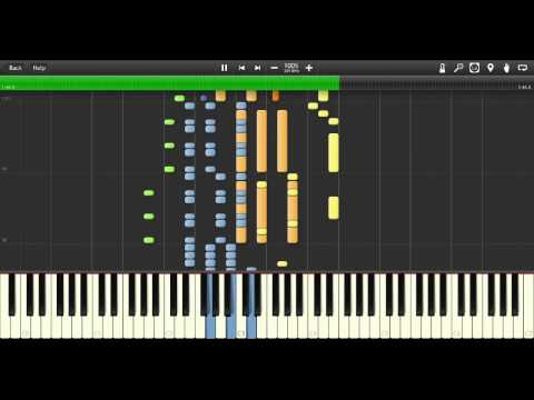 Synthesia: Kirby Air Ride: City Trial (Backside)