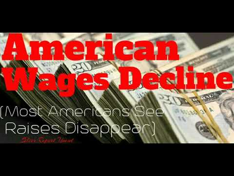 Economic Collapse News - World Auto Sales Plummet American Wages Decline Majority Report No Raises