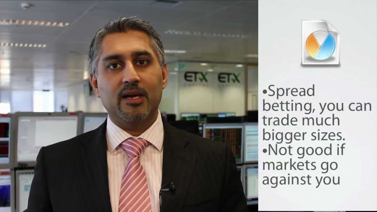 ETX Capital: Common Spread Trading Mistakes
