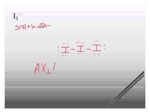 I3- geometry