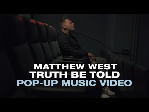 Matthew West - Truth Be Told Pop-Up Music Video
