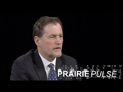 Prairie Pulse 1319; Patrick McCloskey; Aliza Novacek-Olson, Roseau, MN