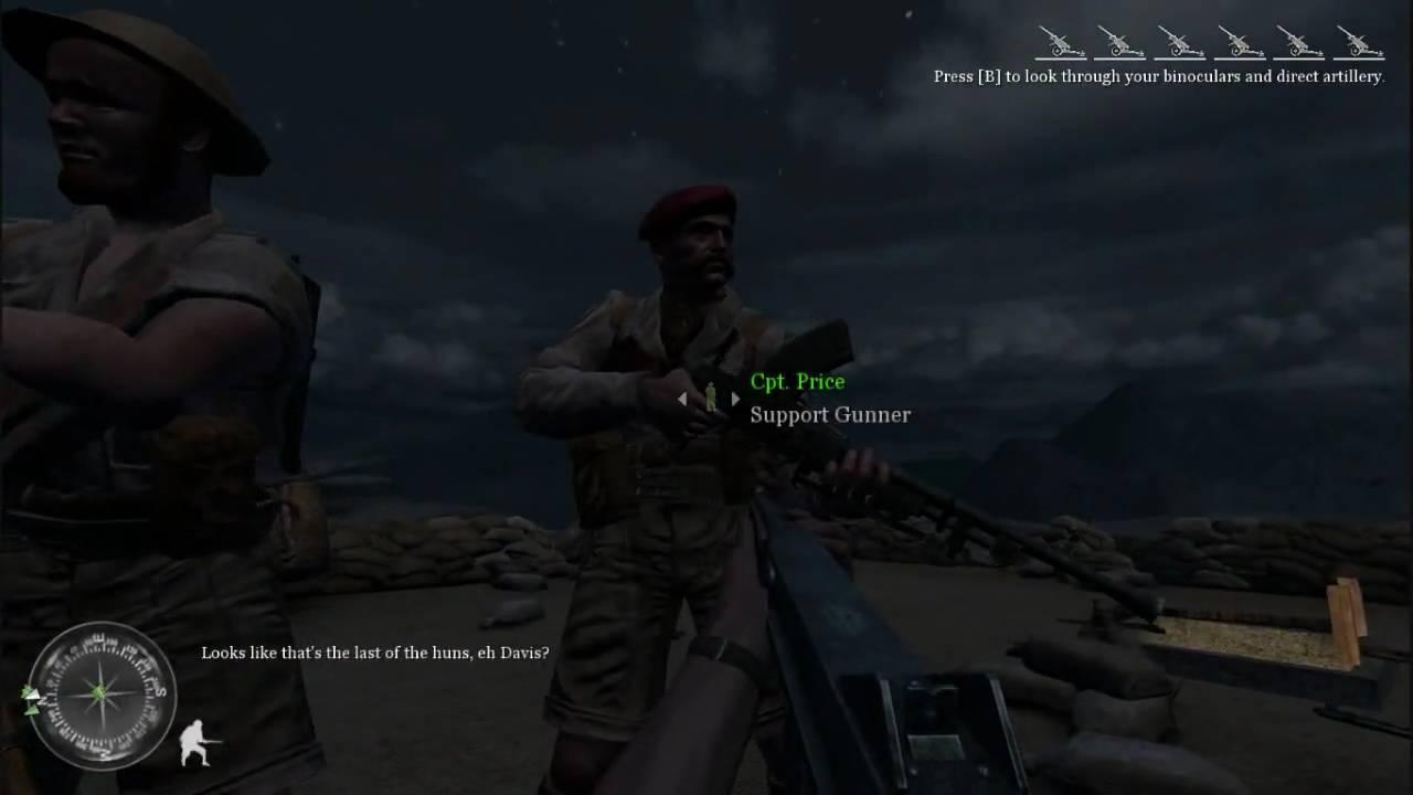 Modern Warfare 2 Hd Wallpaper Captain Price In Call Of Duty 2 Hd Youtube
