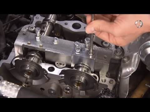 Mercedes-Benz Engine M270 Camshaft  Timing Chain Replacement