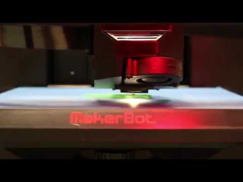 3D Printer at Gulf High School