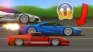 Pixel Car Racer - *NEW UPDATE* Ford GT SUPERCAR?!!