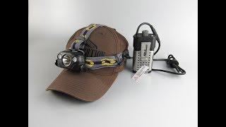 Đèn pin đeo trán chuyên nghiệp Fenix HP30R