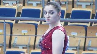 Олимпийская чемпионка Алия Мустафина показала фигуру после родов