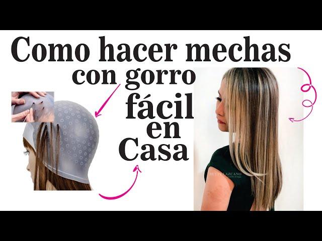774226b56413a Como hacer mechas en casa paso a paso (FÁCIL Y SEGURO)