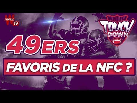 🏈 Touchdown #6 : 49ers, favoris de la NFC  ?