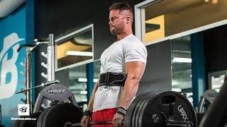 Killer Leg Workout with Hamstring Focus | Flex Friday with Trainer Mike