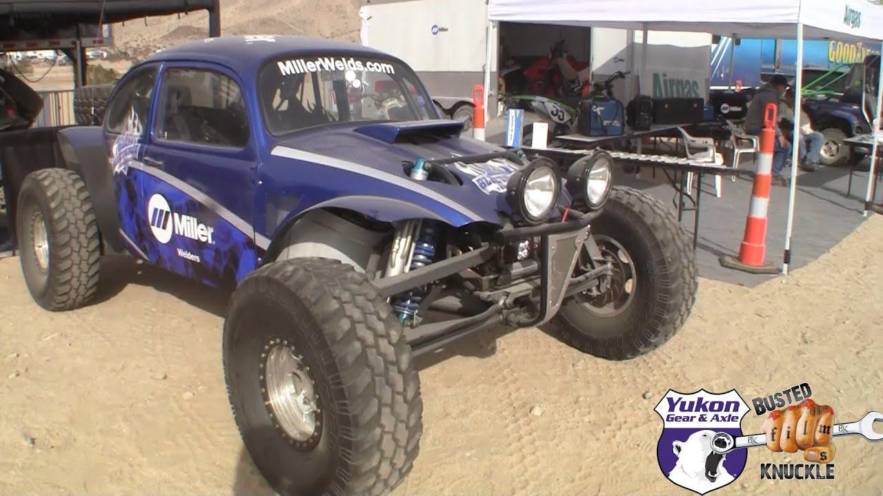 Miller LS powered Dune Bug - YouTube