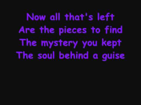 Kelly Clarkson-Haunted Lyrics