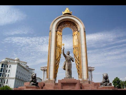 دوشنبه,  تاجیکستان  Dushanbe, Tajikistan 