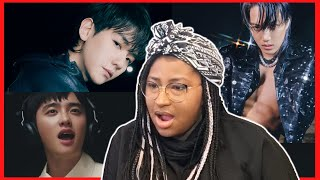FIRST REACTION to EXO Solos   D.O. 디오 'Rose'  BAEKHYUN 백현 'B…