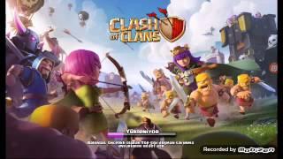 Clash of clans (BİRDAHA BARBAR YADA OKÇU EĞİTMEYECEĞİM