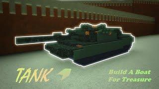 Roblox - Baue ein Boot für Schatz (BABFT) | Bau eines Tanks