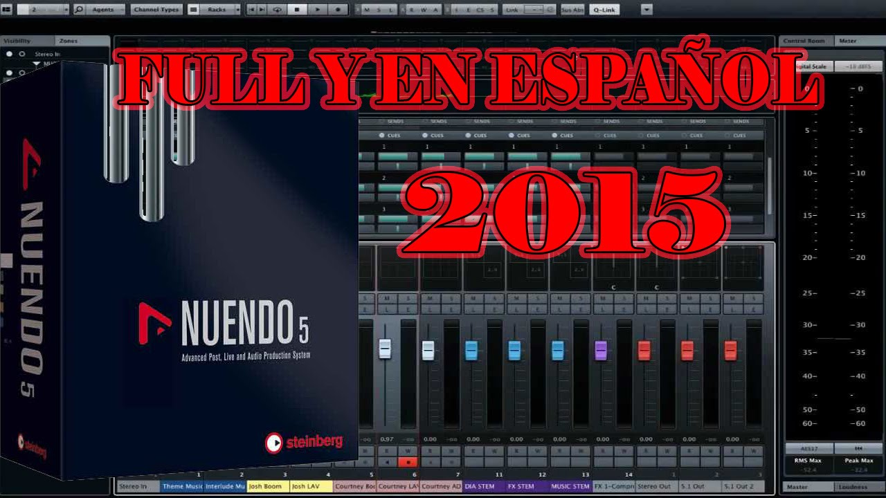 nuendo 5 full version
