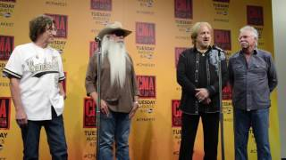 The Oak Ridge Boys on performing 'The National Anthem'