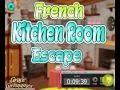 French Kitchen Room Escape Walkthrough