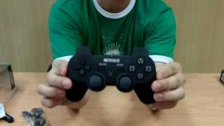Unboxing - Gamepad B-Move BG Revenge PC PS3 PCBox Gaming