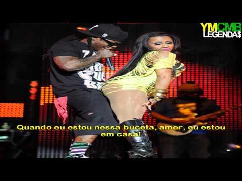 Lil Wayne Feat Shanell  Wayne On Me Legendado
