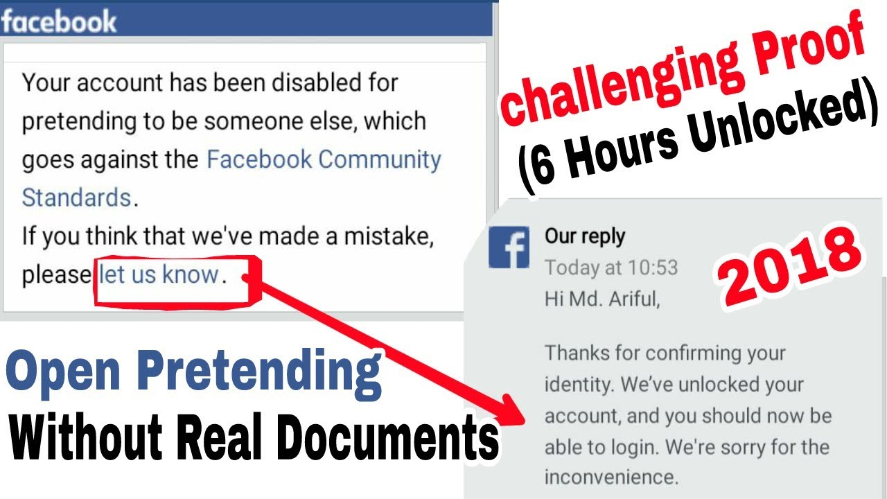 Enabled Facebook Pretending Disabled Accounts 100% Work Challenging Proof  All Method | Latest Tricks