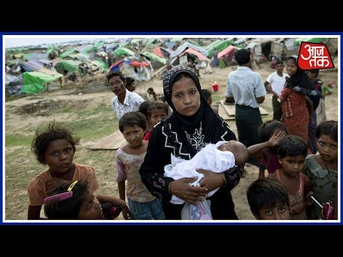 Halla Bol | Why Should Rohingyas Be Provided Asylum In India?