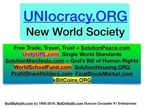 #1045 BuiltByKeith.com SolutionPeace.com REVOLT Revolution EVOTE.ONE ReBuilds World
