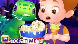 ChaCha's Dino Day - ChuChu TV Storytime Good Habits Bedtime Stories for Kids