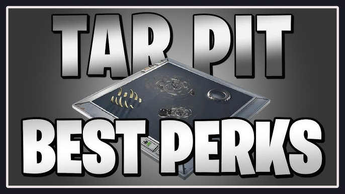 Fortnite Stw Tar Pit Trap The Best Perks For The Tar Pit In Fortnite Save The World Youtube