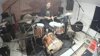 Session Drum Recording Examples - Modern Rock Style