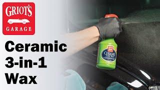 Griot's Garage Ceramic 3-in-1 Wax