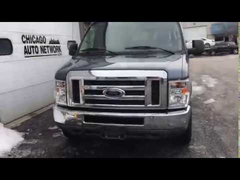 2011 Ford Econoline E-150 Chateau 7 Passenger Van For Sale By Chicago Auto Network
