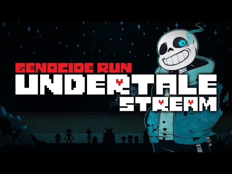 UNDERTALE - GENOCIDE RUN | STREAM (CZ/SK) from YouTube · Duration:  2 hours 55 minutes 42 seconds