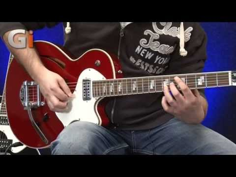 Cort Sunset I and Sunset II Guitars Review - Guitar Interactive Magazine - Issue 16