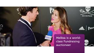 Mellisa Nielsen : Fundraising Auctioneer in Los Angeles, CA