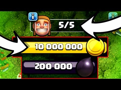 HOW ANY UPGRADES CAN WE DO!? - Clash Of Clans - MAX LOOT ACHIEVED! ✅