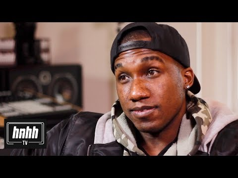Hopsin on Eminem Influence, Joyner Lucas, Grammys & More (HNHH Interview 2017 Pt. 1)