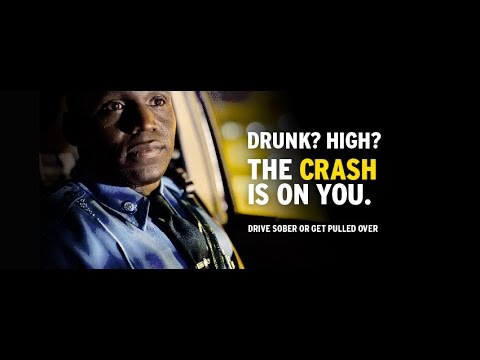 Press Event:  Drunk? High? - The Crash is on You.