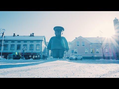 Winter in Oulu 2018
