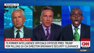 Ex CIA official to Trump supporter  We