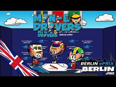 [EN] MinEDrivers - 3x08 - 2017 Berlin ePrix (Race 2)