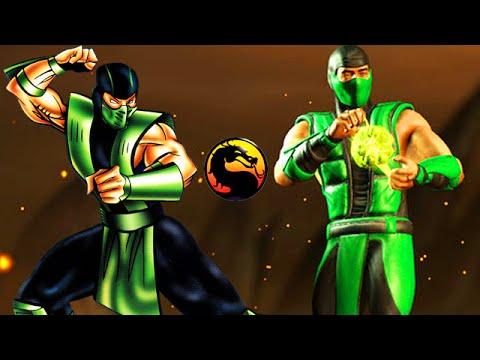 HOW TO PLAY REPTILE! - Mortal Kombat X Tutorial