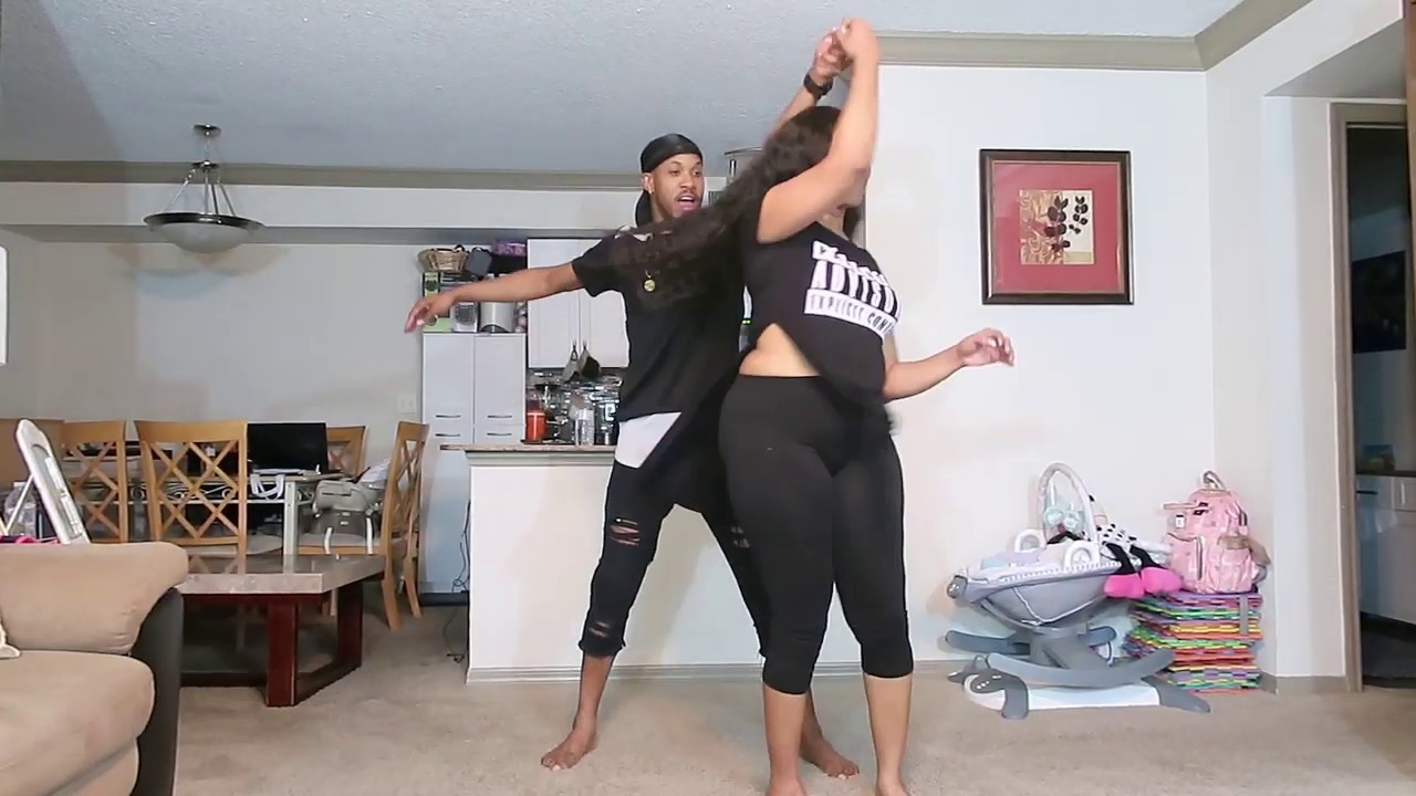 Beyonce Before I Let Go Dance Challenge